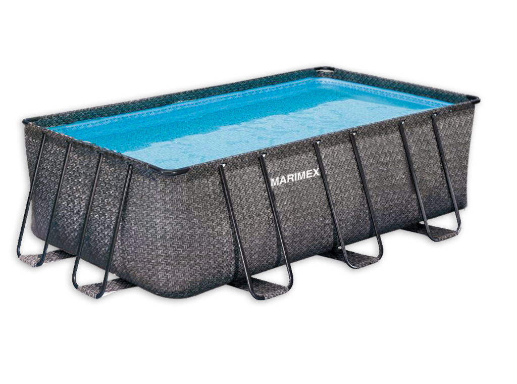 Bazén Florida Premium 2,15x4,00x1,22 m RATAN bez přísl.