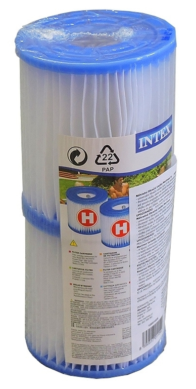 Vložka filtrační Marimex pro 1,25 m3/h filtrace - 2 ks    29008