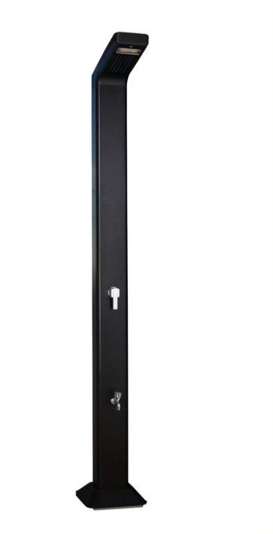 Sprcha solární UNO 35 l ALU s LED světlem