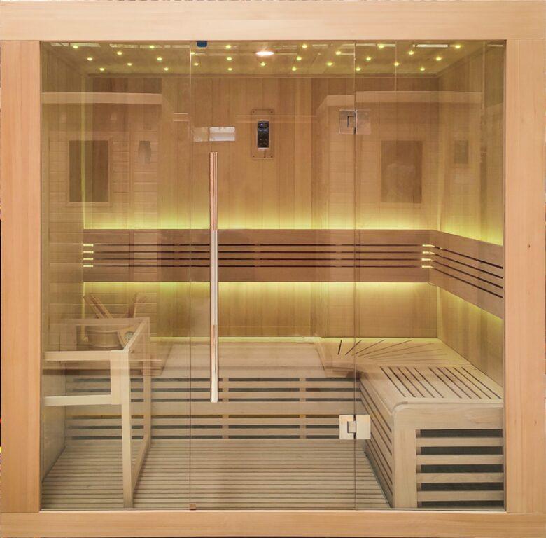 Sauna finská Marimex KIPPIS XL