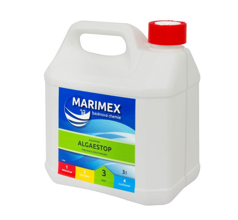 Marimex STOP řasám 3 l  (tekutý přípravek)