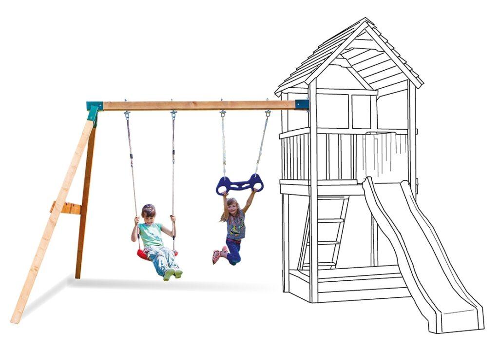 Hriště dětské Marimex Play 002