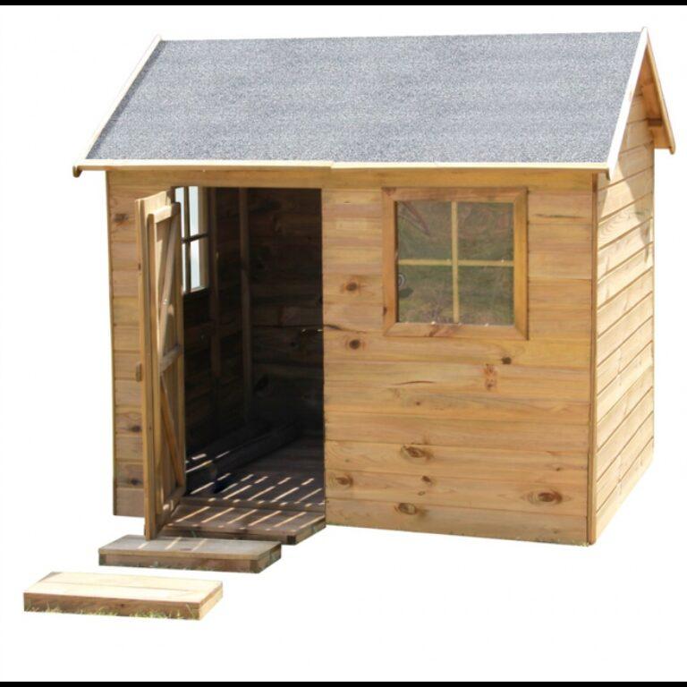 Domeček dětský dřevěný Chata