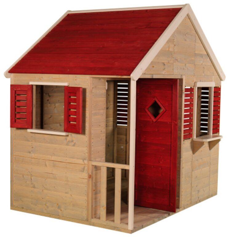 Domeček dětský dřevěný Letní  vila