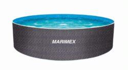 Bazén Orlando Premium DL 4,60x1,22 m RATAN bez přísl.