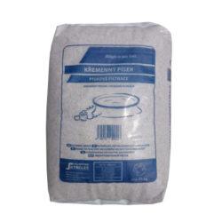Náplň písková - Křemenný písek ST06/12 PL25 bal.25 kg