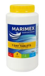 Marimex 7 Denní tablety 1,6 kg