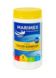 Marimex chlor komplex 5v1 1,0 kg (tableta)