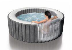 Bazén vířivý nafukovací Pure Spa - Bubble HWS 8 - Intex 28412EX(11400253            )