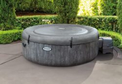 Bazén vířivý nafukovací Pure Spa - Bubble Greywood Deluxe 4 - Intex 28440
