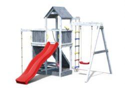 Hřiště dětské Marimex Play 009 Šedobílá