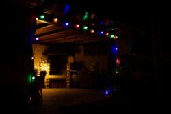 Řetěz 10 LED párty světýlka